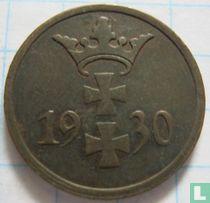 Danzig 1 pfennig 1930