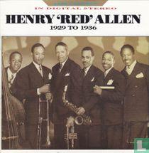 Henry 'Red' Allen 1929-1936