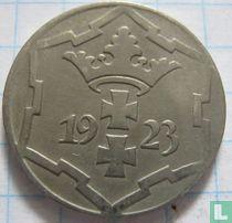 Danzig 10 pfennige 1923