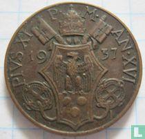 Vaticaan 10 centesimi 1937