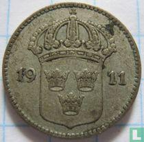 Zweden 10 öre 1911