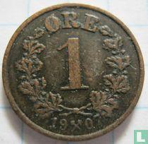 Norwegen 1 Øre 1907