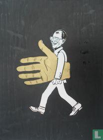 Gouden Handdruk - Willy Vandersteen
