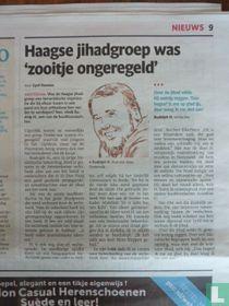 Haagse jihadgroep was zooitje ongeregeld