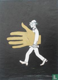 Gouden Handdruk - Arthur Docters van Leeuwen