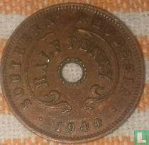 Zuid-Rhodesië ½ penny 1944