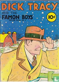 Dick Tracy and the Famon Boys