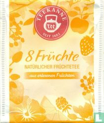 8 Früchte