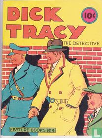 Dick Tracy The Detective