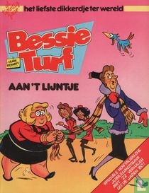 Bessie Turf aan 't lijntje