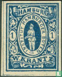 Boten Instituut Hamburg W.Krantz