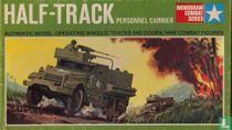 US Army Half -Track Personnel carrier