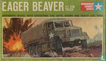 Eager Beaver 2 1/2 ton truck