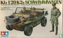Kfz 1/20K2s Schwimmwagen