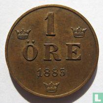 Zweden 1 öre 1885