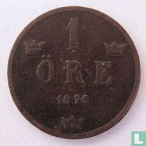 Zweden 1 öre 1876