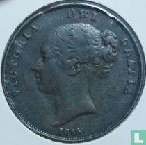 Verenigd Koninkrijk 1 penny 1855