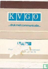 KVGO druk met communicatie