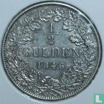 Beieren ½ gulden 1846
