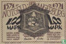 Angerburg, Stadt 1921 - 1 Mark