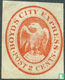 City Express de Boyd