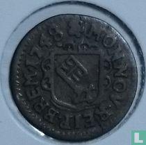 Bremen 1 groten 1748