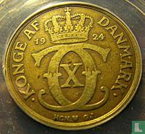 Denemarken 2 kroner 1924