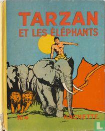 Tarzan et les elephants