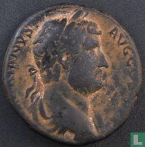 Romeinse Rijk, AE Sestertius, 117-138 AD, Hadrianus, Rome, 134-138 AD
