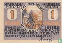 Arnsberg, Stadt 1 Mark 1921