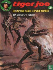 Het mysterie van de luipaard-mannen