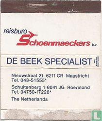 Reisburo Schoenmaeckers b.v.