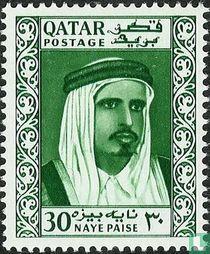 Sjeik Ahmad bin All al-Thani