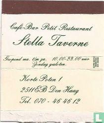Café Bar Petit Restaurant Stella Taverne
