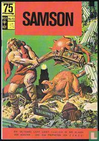 Samson 13