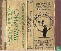Indonesisch Specialiteiten RestaurantRasa Senang