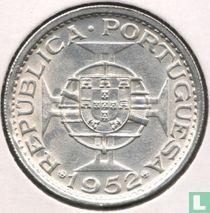 Macau 5 patacas 1952
