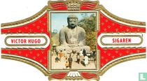De grote Buddha in Kamakura