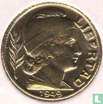 Argentinië 5 centavos 1949