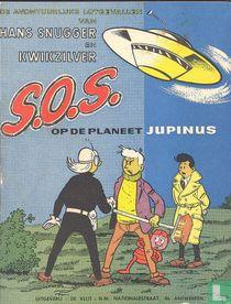 S.O.S. op de planeet Jupinus
