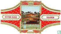 Gouden paviljoen in Kioto