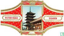 Tempel en pagode in Nara