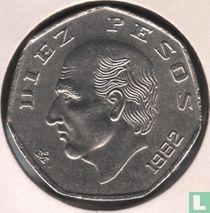 Mexico 10 pesos 1982