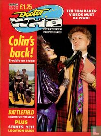 Doctor Who Magazine 151