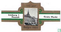 Limburg Hasselt - Grote Markt