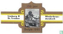 Limburg St.Truiden - Minderbroederskerk