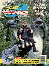 Doctor Who Magazine 162