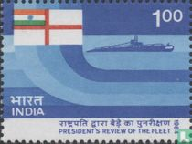 Presidential fleet review