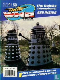 Doctor Who Magazine 155