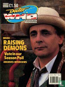 Doctor Who Magazine 156